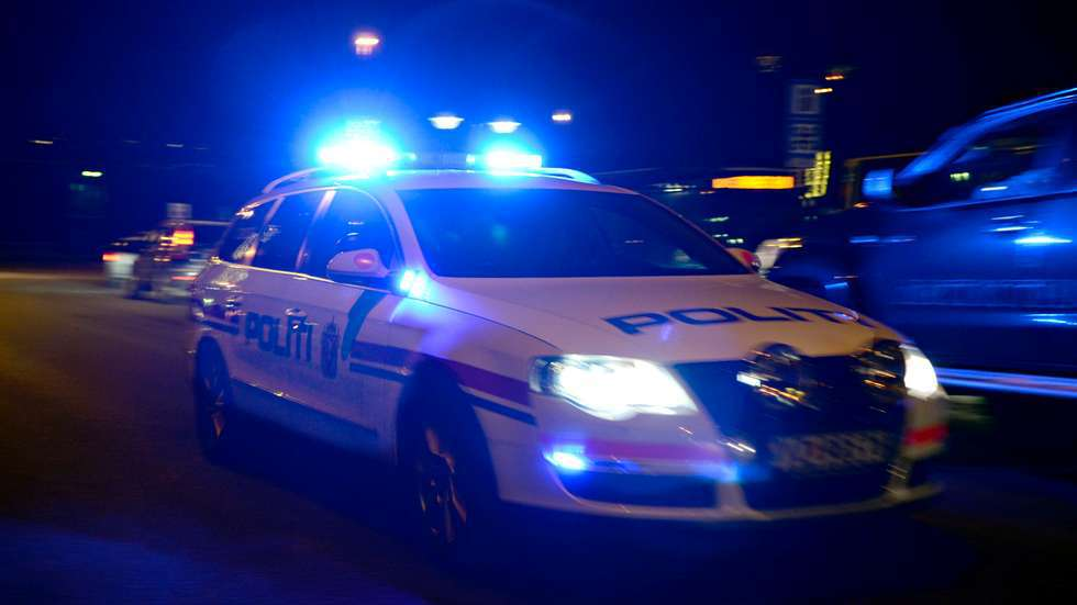 Politiet natt