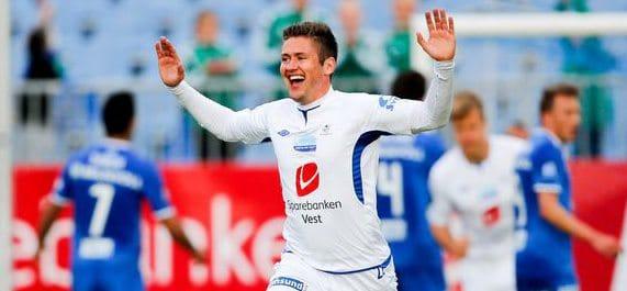 Alexander Stølås FK Haugesund