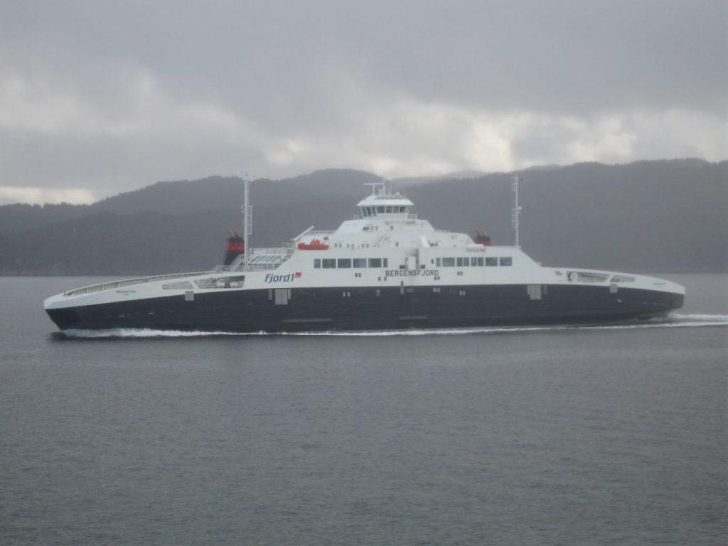 MF Bergensfjord