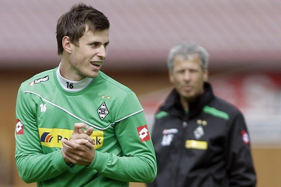 Havard-Nordtveit - Borussia-Moenchengladbach