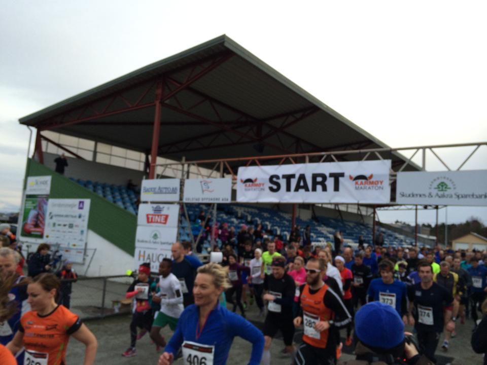 Karmoy Maraton