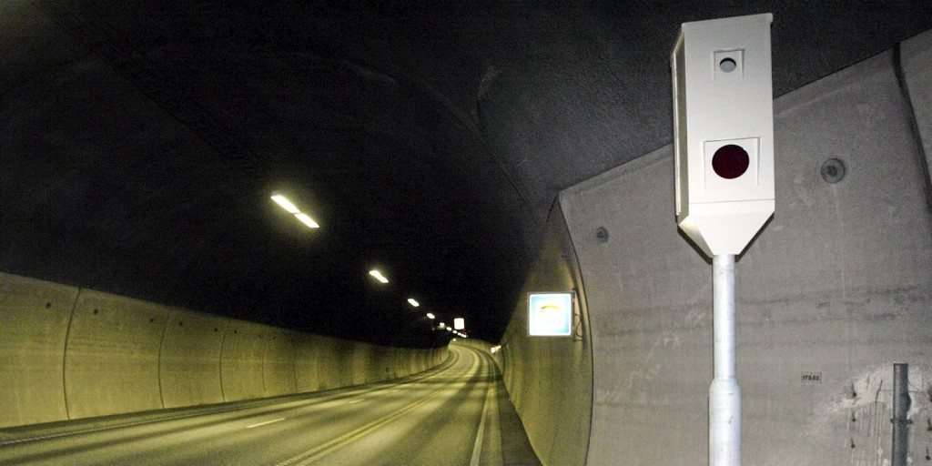 Fotoboks tunnel