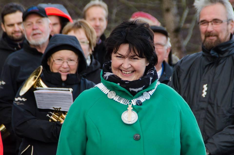 Fylkesordfører Janne Johnsen.