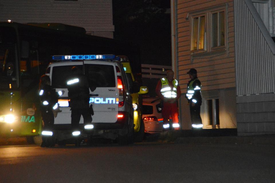 Polti Sykebil mord skutt