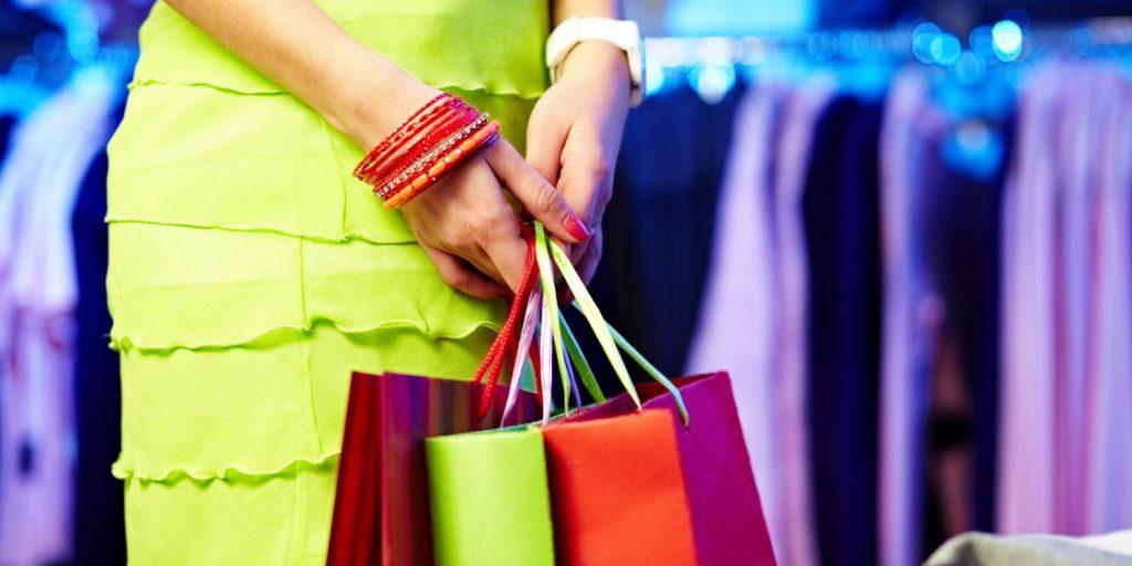 shopping handel
