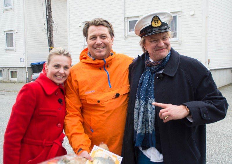 Vinneren av Nabolaget bor på Risøy i Haugesund og heter John Harald Log. Han vant én million kroner.