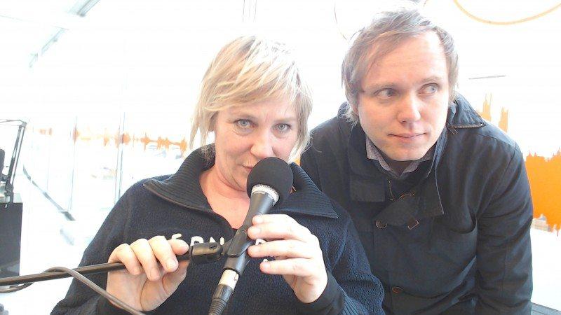 Nina Westerlund Lie Rune Bjerga