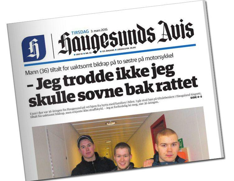 Haugesunds avis