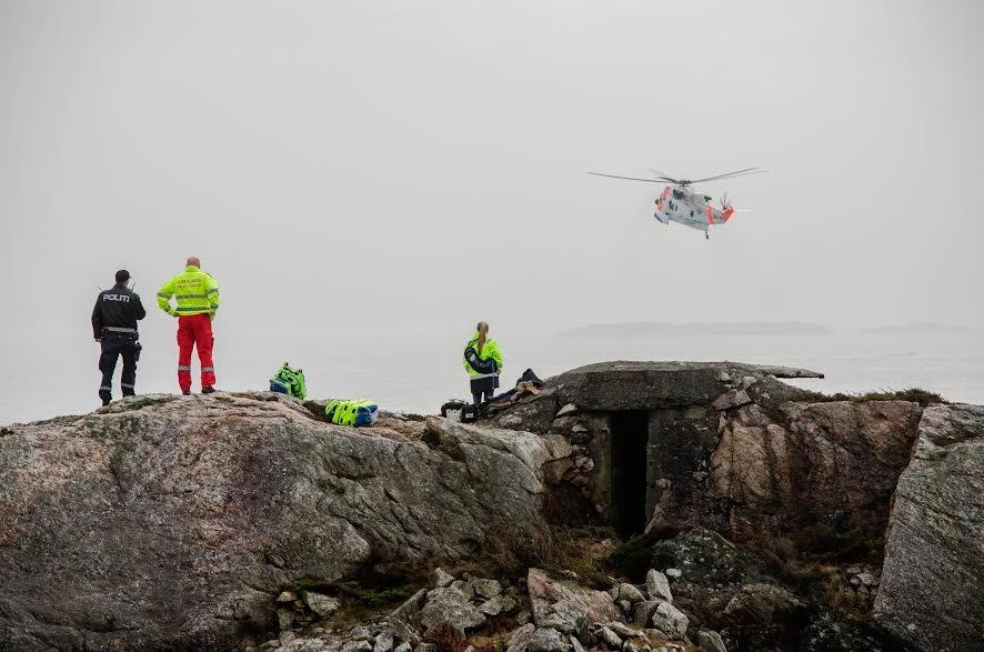 Redningshelikopter Hagland