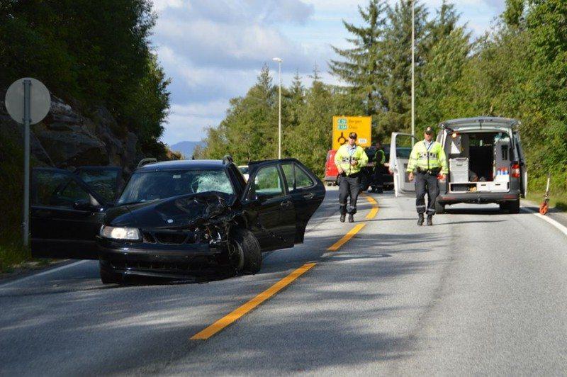 ulykke grinde 2014 to kvinner døde motorsykkel bil sovnet