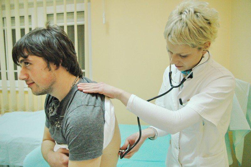 lege sykdom helse