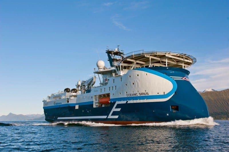 oceanic sirius Eidesvik