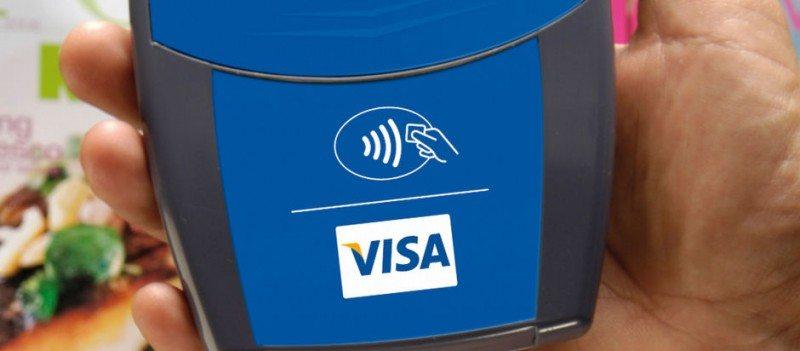 Kontaktløs betaling NFC