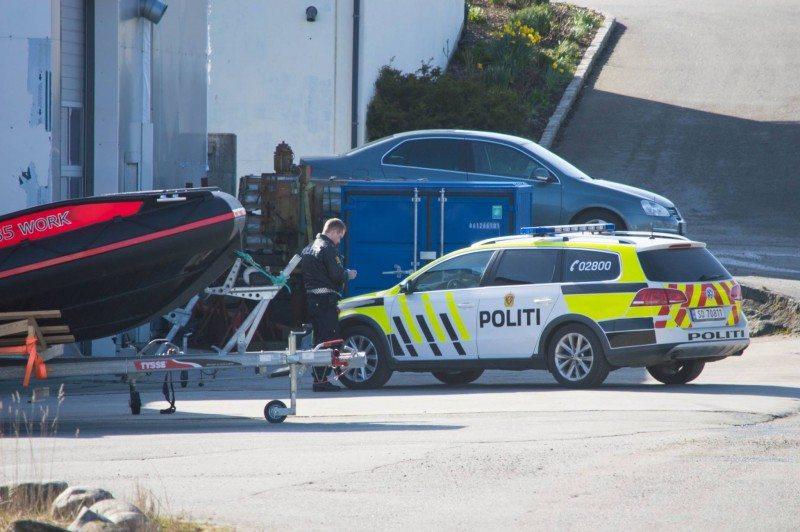 politi FOTO: Kjell Bua