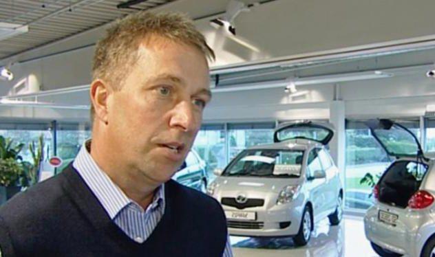 Toyota Leif Gunnar Rørvik