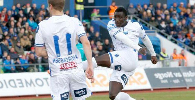 Simon Diedhiou FK Haugesund