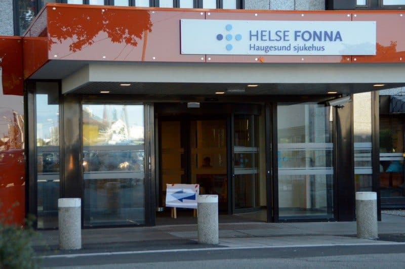 Sykehuset i Haugesund
