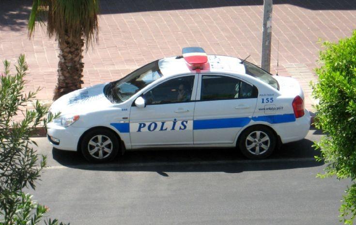 politi tyrkia