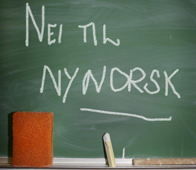 nei til nynorsk