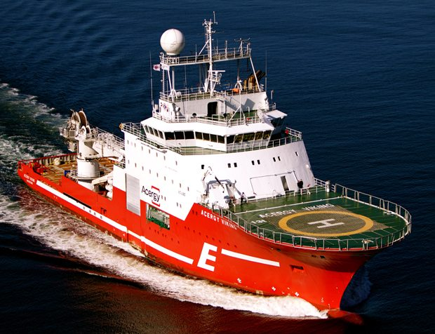 Acergy Viking Eidesvik