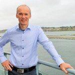 sjefingeniør Arild Lie i Sjøfartsdirektoratets fiskefartøyavdeling