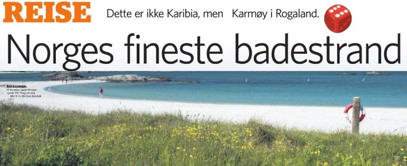 Åkrasanden Dagbladet