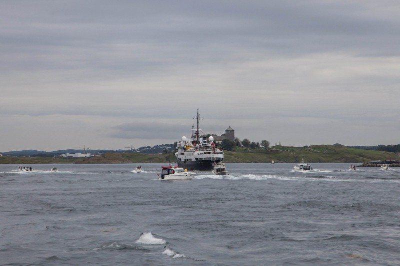 Sommerbåt Utsira
