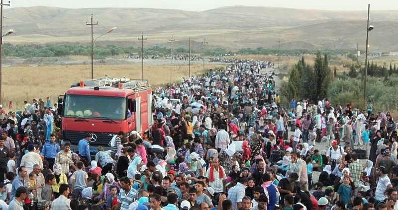 flyktninger