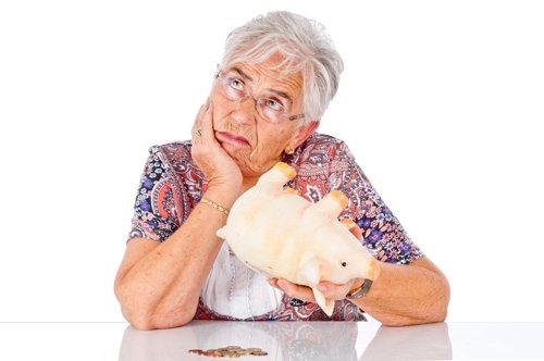 Pensjonist Økonomi