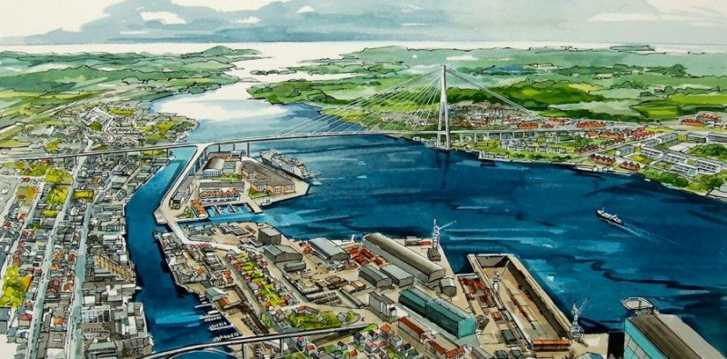 Haugesund vei 50 år