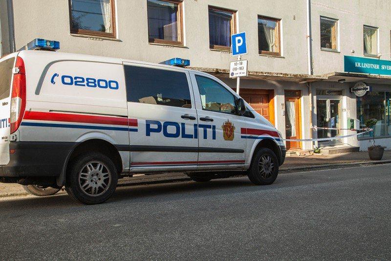 Kirkegata drap Haugesund