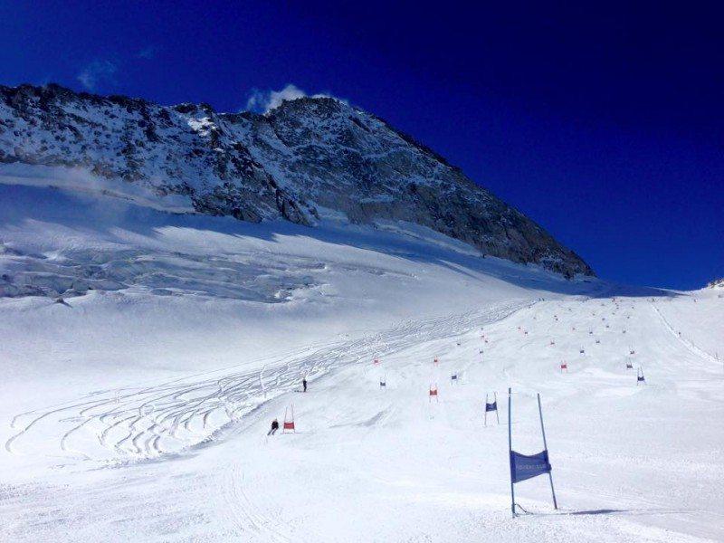 Plogen ski fjell slalom
