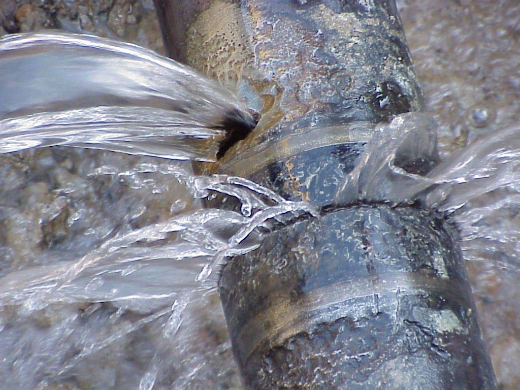 Vannlekkasje