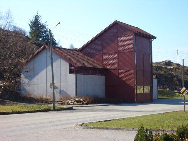Visnes gruvemuseum. FOTO: Haugalandmuseene