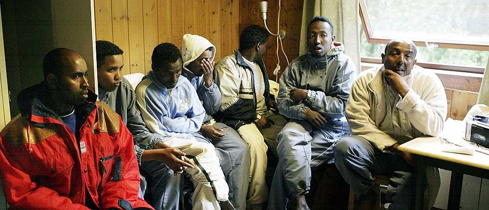 Asylsøkere