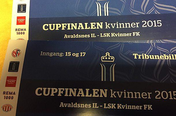 cupfinale Avaldsnes