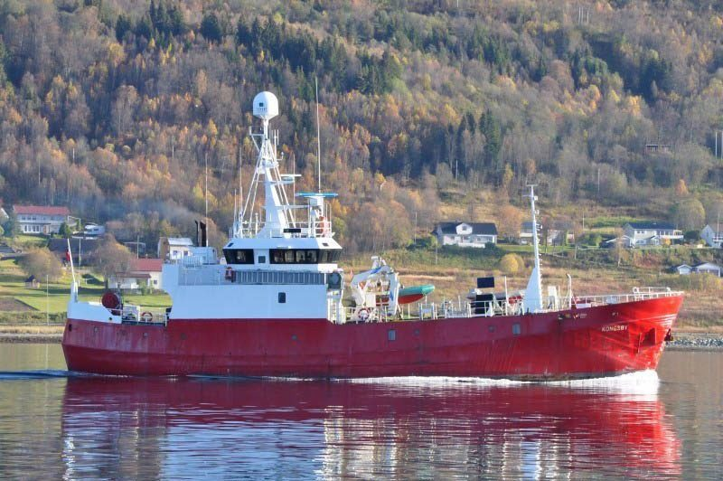 Karm Frøya (Foto: PRIVAT)