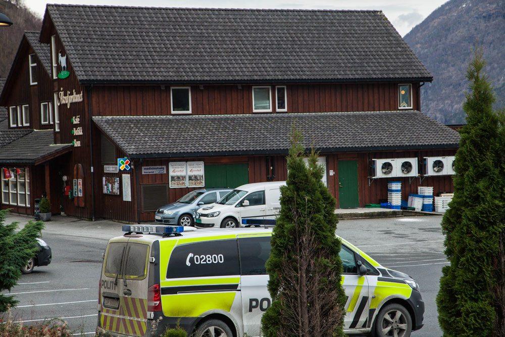 Åkrafjordtunet i Etne kommune. FOTO: Kjell Bua