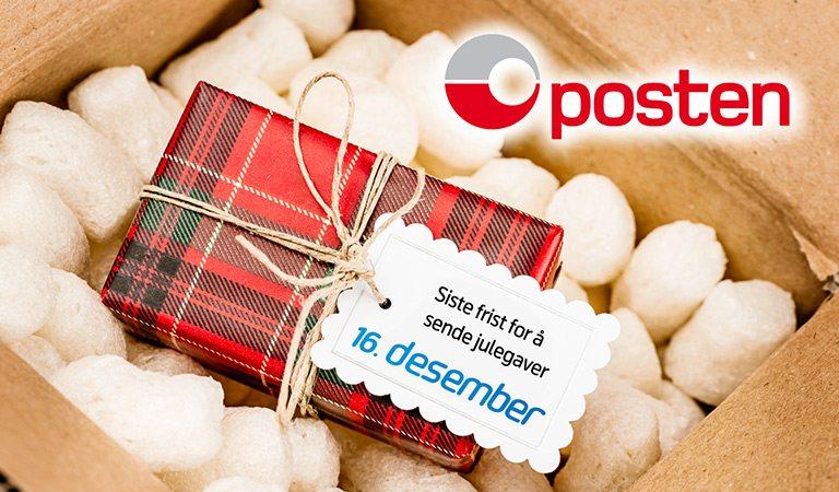 Posten Jul