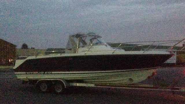 Stjålet båt