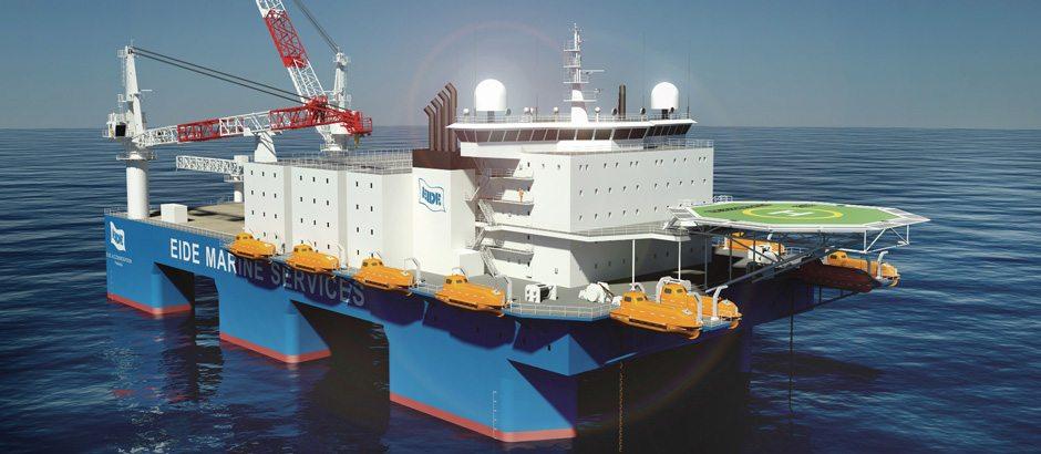 Eide Marine Services Flytell
