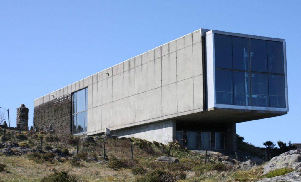 Karmøy fiskerimuseum på Vea.