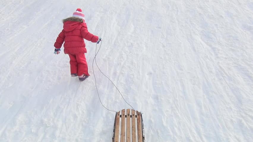 Snø Barn