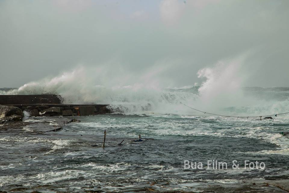 Bølger uvær