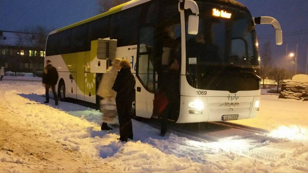 asyl buss aksdal