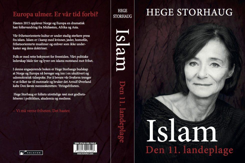 islam-kritiker Hege Storhaug