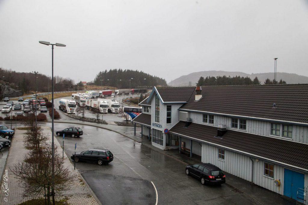 Ferje Fjord1 Arsvågen Kø