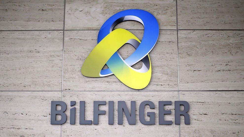 Den tyske industri services leverandørern Bilfinger