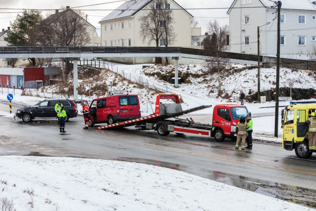 Ulykke Karmsundgata