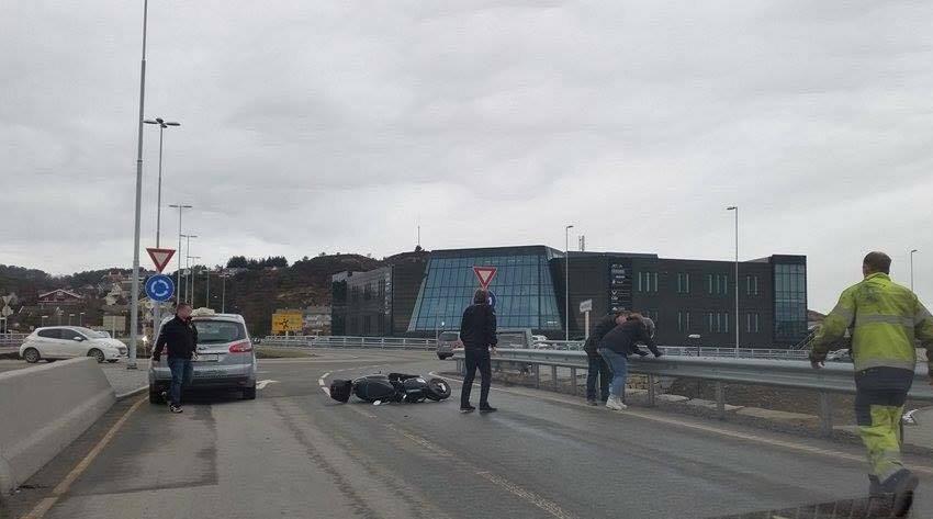 ulykke taxi Raglamyr